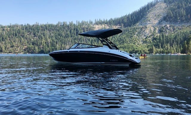 2018 Yamaha 242 Limited SE boat  rental in South Lake Tahoe