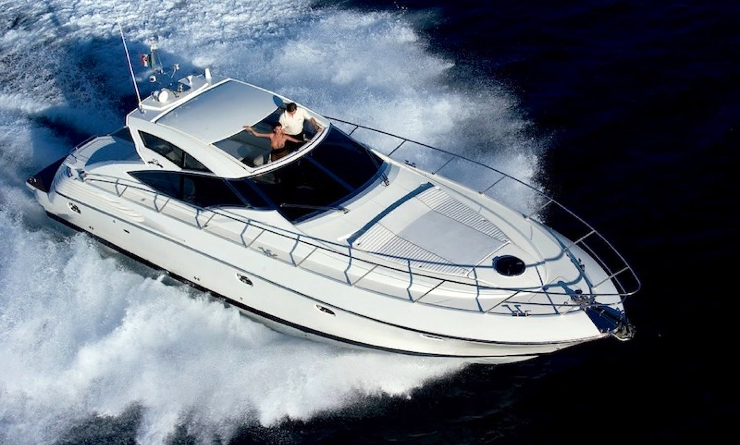 "Enjoy the luxury of cruising in Batroun, Lebanon aboard Cantieri Di Sarnico 45 ""Tender to my Love"""
