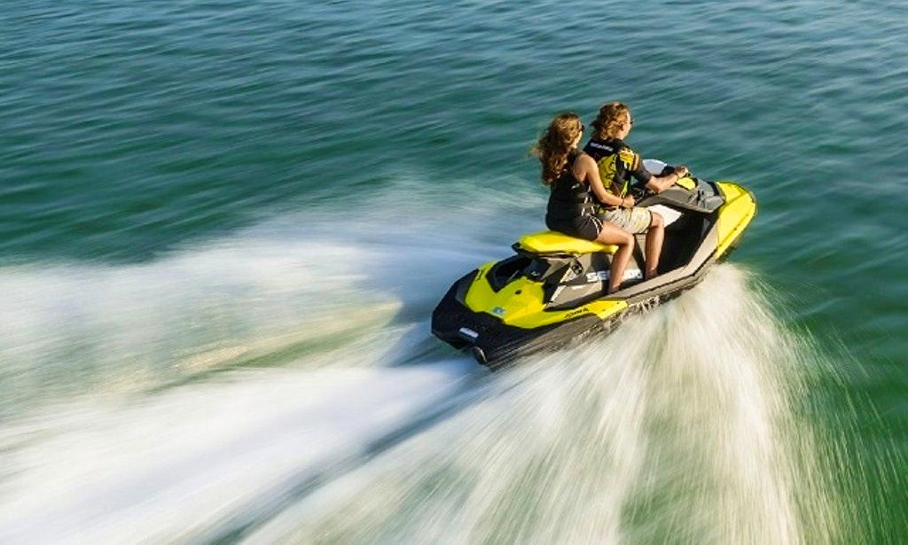 Jet Ski Rental on Canyon Lake