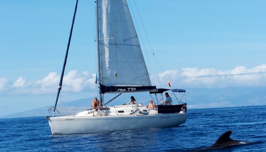 Gran Azor Cruising Monohull Rental In Adeje, Tenerife, Spain