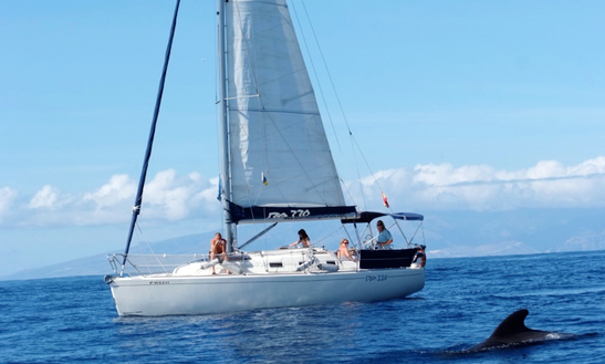 Gran Azor Cruising Monohull Rental In Adeje (tenerife), Spain