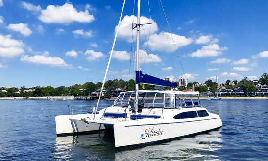 Skippered Sailing Charter On 33ft