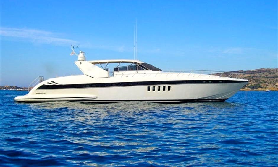 Amazing Yacht Charter in Marina Smir, Morocco - Crew and Fuel included