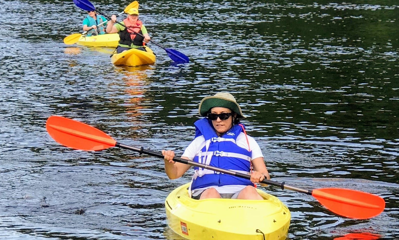 Come join us for a new kayaking adventure in Bethlehem, Pennsylvania