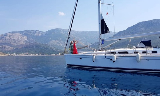 Sail Yacht Rental In Bar