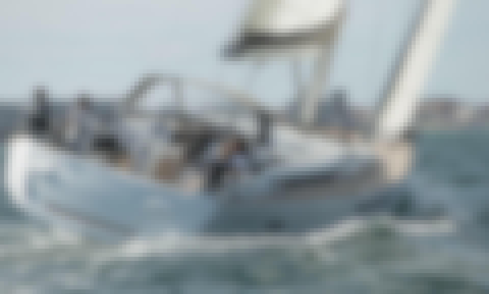 12 person Jeanneau Sun Odyssey Cruising Monohull Charter in Volos, Greece
