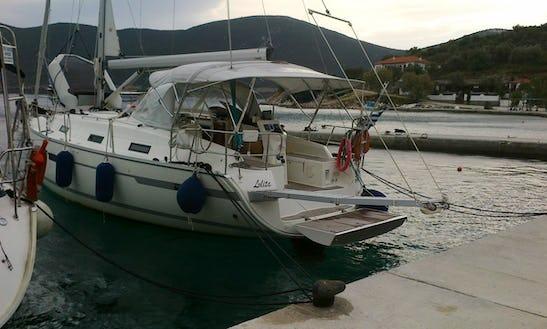 Explore Volos, Greece On A 36' Bavaria Cruiser Sailboat