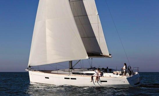 Fun Sailing Adventure In Volos, Greece On A Beautiful Yacht!