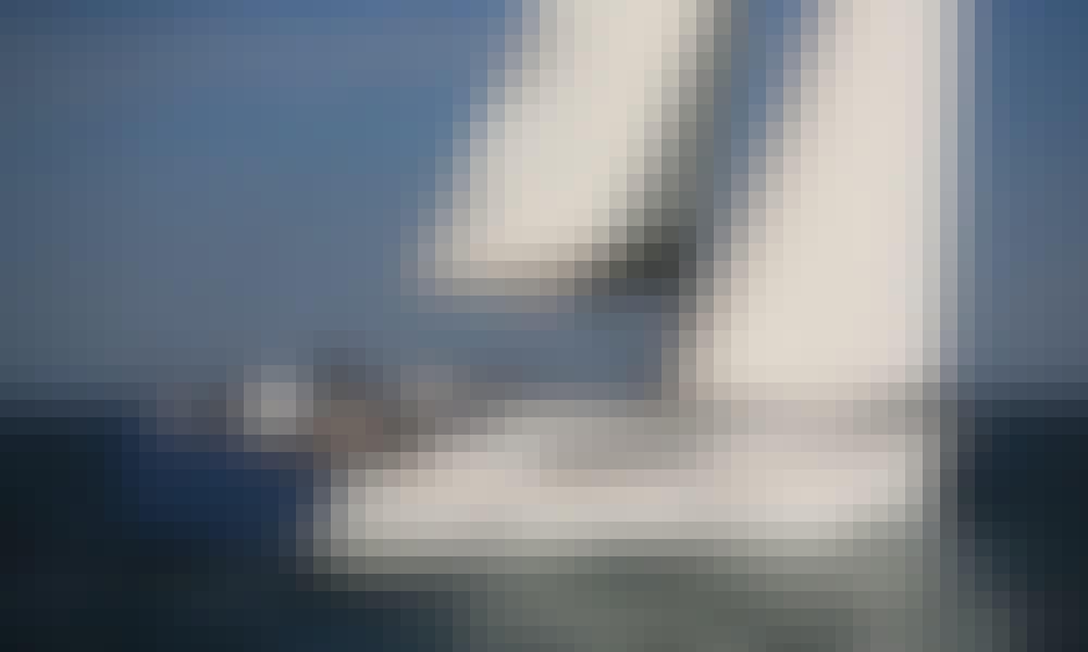 2015 Jeanneau Sun Odyssey Cruising Monohull Rental in Volos, Greece