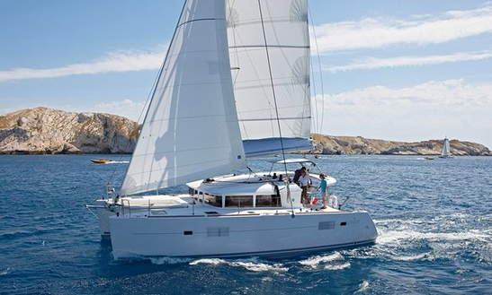 Enjoy A Week Of Parties And Sailing On A Yacht In Skiathos, Greece