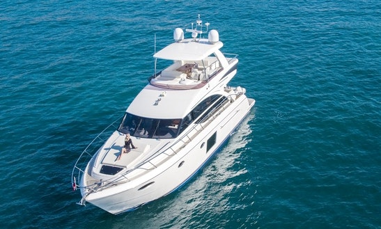 Motor Yacht Rental In Palma