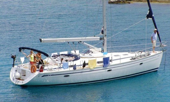2008 Bavaria Cruiser Cruising Monohull Charter In Volos, Greece For 10 Person