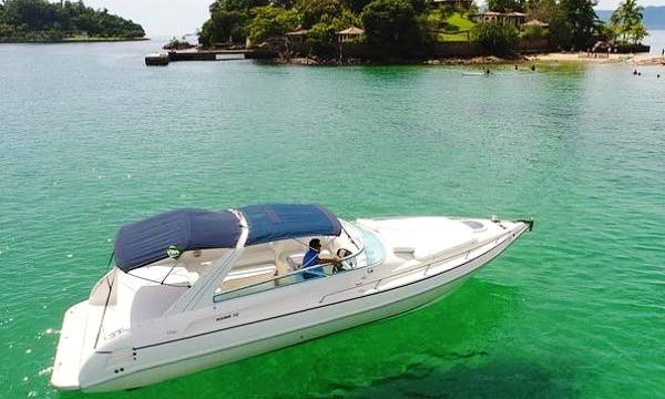 Real 32 Motor Yacht in Angra dos Reis