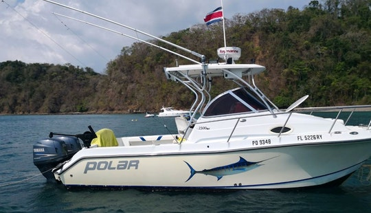 Exceptional Fishing Trip In Jaco, Costa Rica!