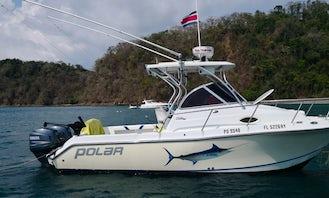 Fishing Trip or Pleasure cruising in Jaco, Costa Rica!