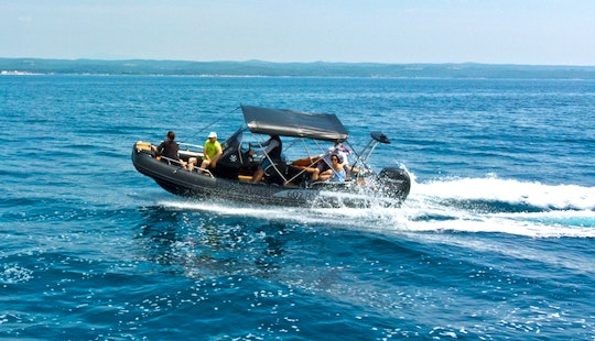 Rent This Grand 650 Rib In Rovinj For Up To 6 People