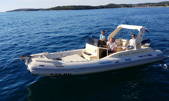 Rib Rental In Rovinj