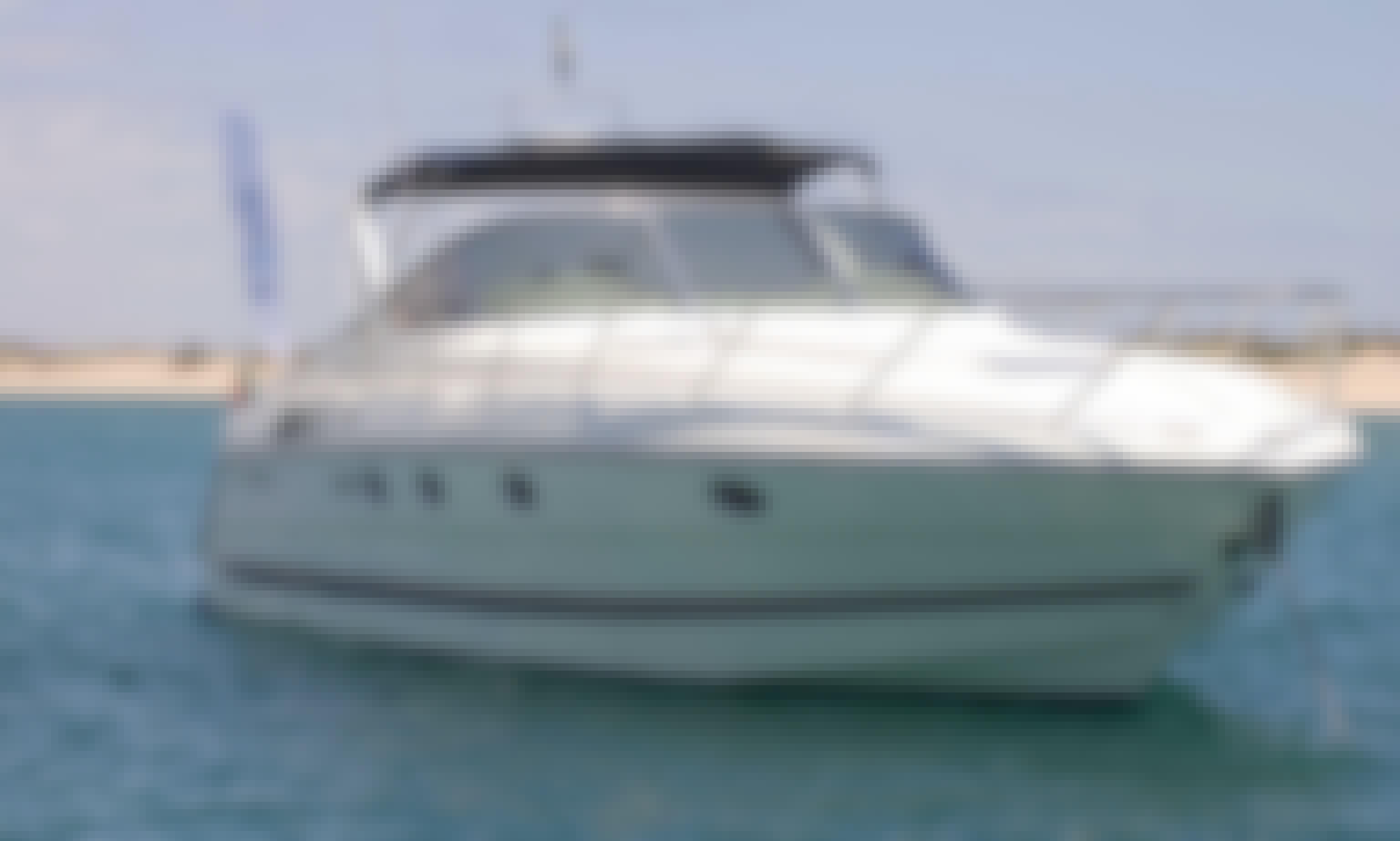 Motor Yacht Private Boat Trips in Algarve, Portugal