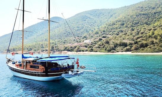 Charter 71' Carian Gulet In Muğla, Turkey