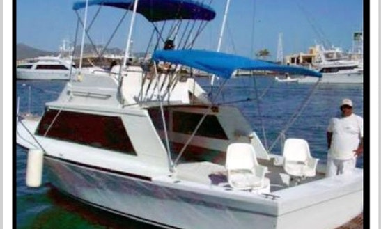 Center Console Fishing Charter In Cabo San Lucas