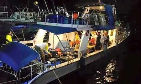 Exploration on Biaro Island, Indonesia for 3 days 2 nights aboard cuddy cabin