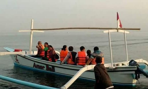 Discover Buleleng, Bali on a traditional junk boat