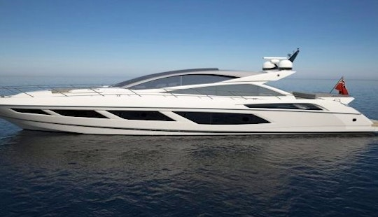 Day And Overnight Charter On 68′ Sunseeker (weekday Specials) Motor Yacht In Sag Harbor