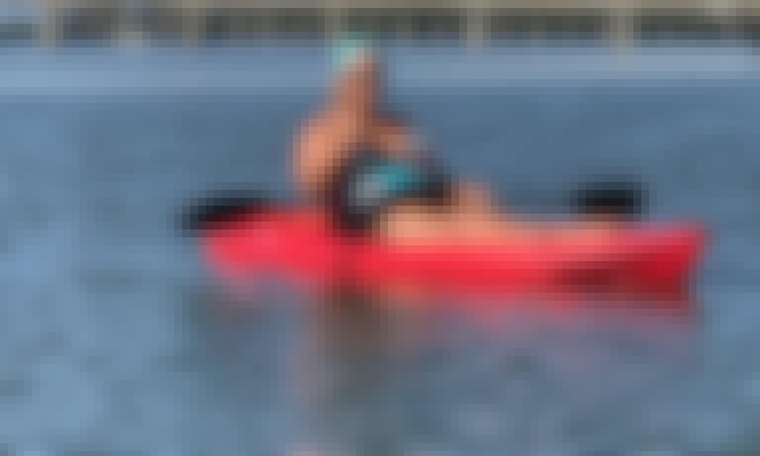 Kayaking in Beautiful Boca Ciega, Cross Bayou and Long Bayou