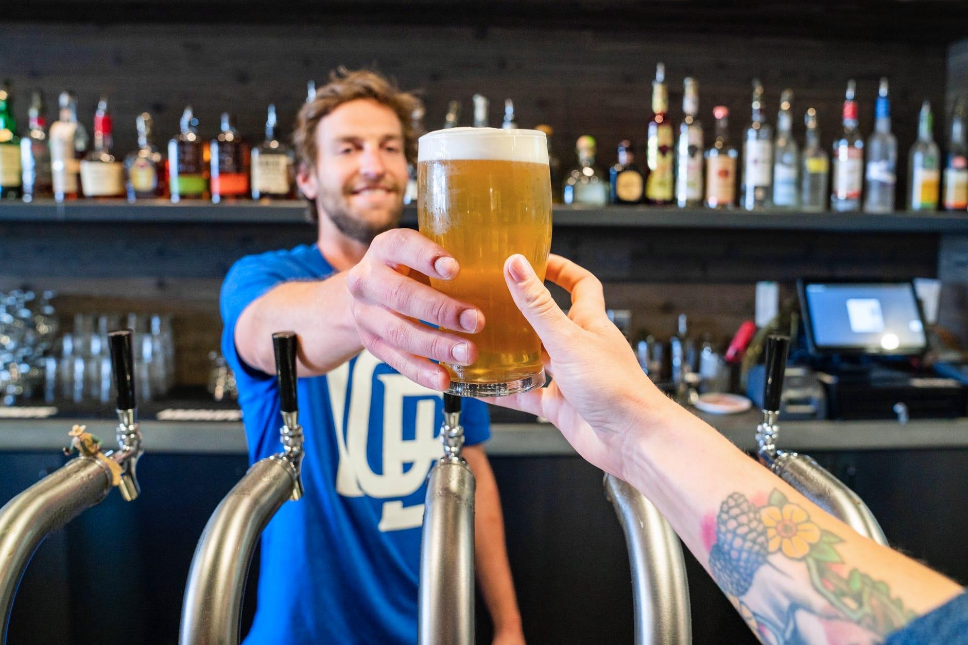 Brewery Bartender