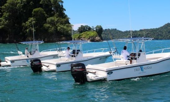 Enjoy A Fishing Trip In Quepos, Costa Rica