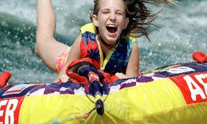 Enjoy wonderful tubing experience in Koh Samui, Thailand