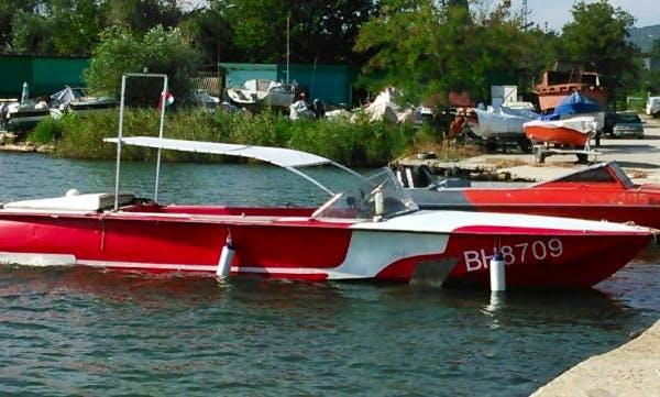 Varna boat rental.