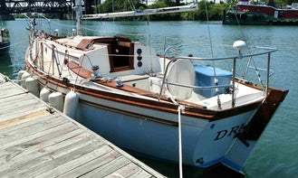 Charter this Classic Shannon Sailboat w/ Professional Captain in Chicago