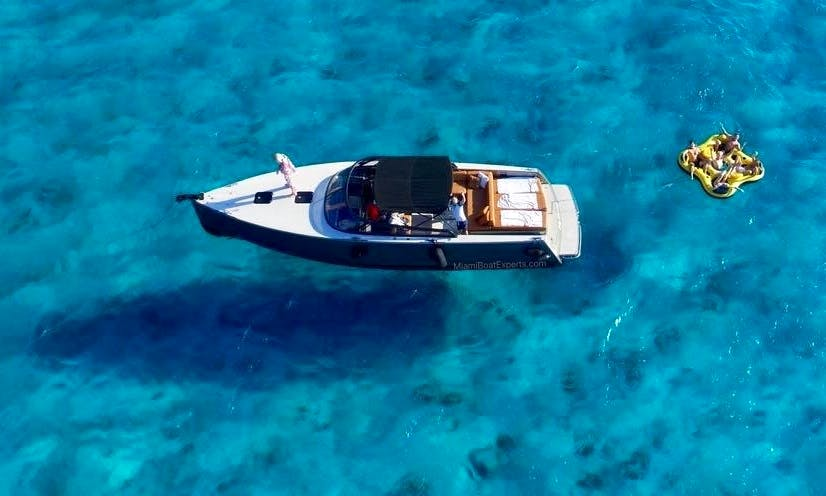 Miami Beach Yacht Rentals - 40' Vandutch - Miami, Florida Keys