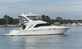 SeaRay Motor Yacht rental in Jupiter