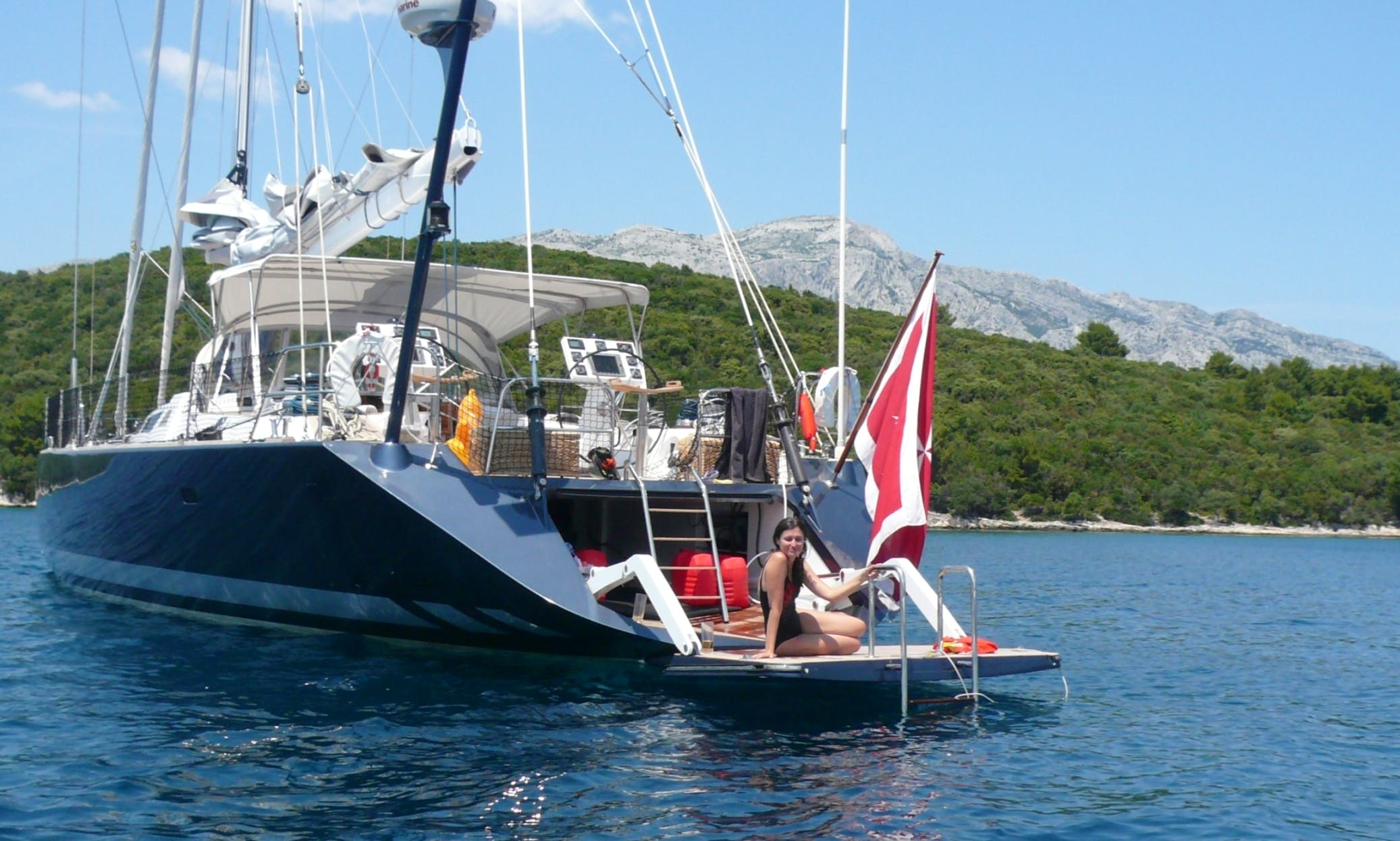 Trehard Vaton 83 Luxury Sailing Sloop in Eivissa, Balearics and west med