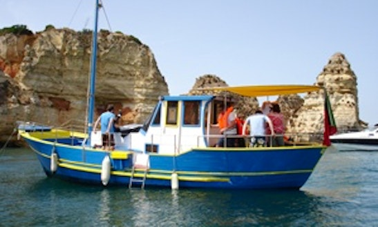 Discover Lagos, Portugal On 39ft Passenger Boat