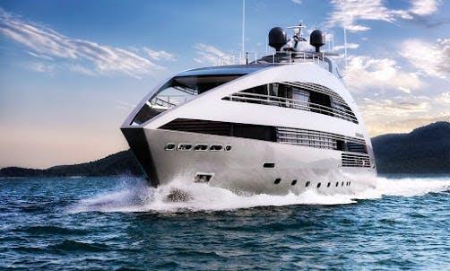 Rodriguez 41M Super Yacht in Phuket, Thailand