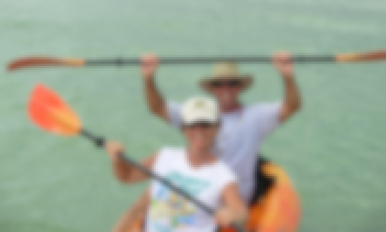Tandem Kayak Rental in Palm Beach County
