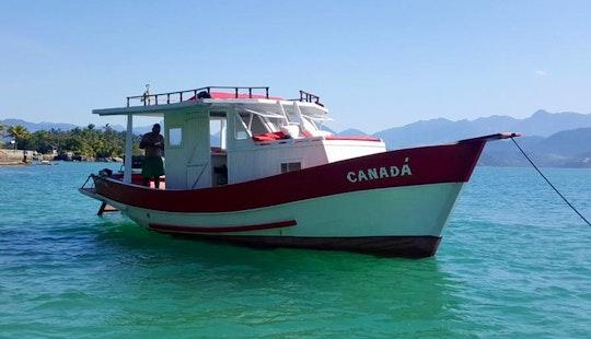 Private Boat Tour For 12 People In Rio De Janeiro, Brazil