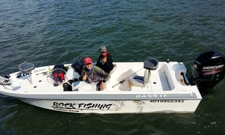 Guided Fishing Trip for 3 People in São Paulo, Brazil