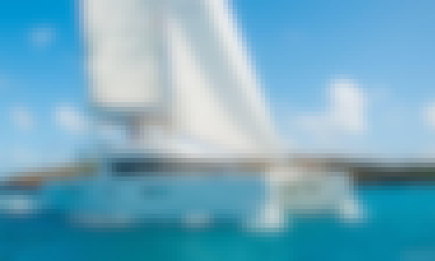 Cruising Catamaran rental in Bodrum