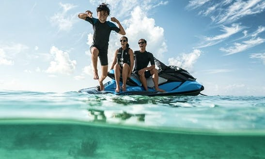 Waverunner Sea-doo Gti 900 Rental For 2 Persons In George Town, Grand Cayman