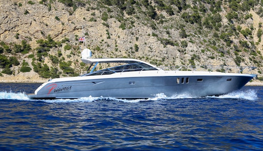 Charter 59' Priamos 1 Power Mega Yacht In Eivissa, Spain