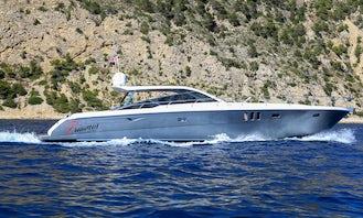 Charter 59' Priamos 1 Power Mega Yacht in Eivissa, Spain