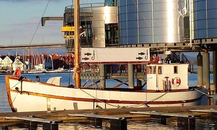 Charter 49' Trawler in Stavanger, Norway