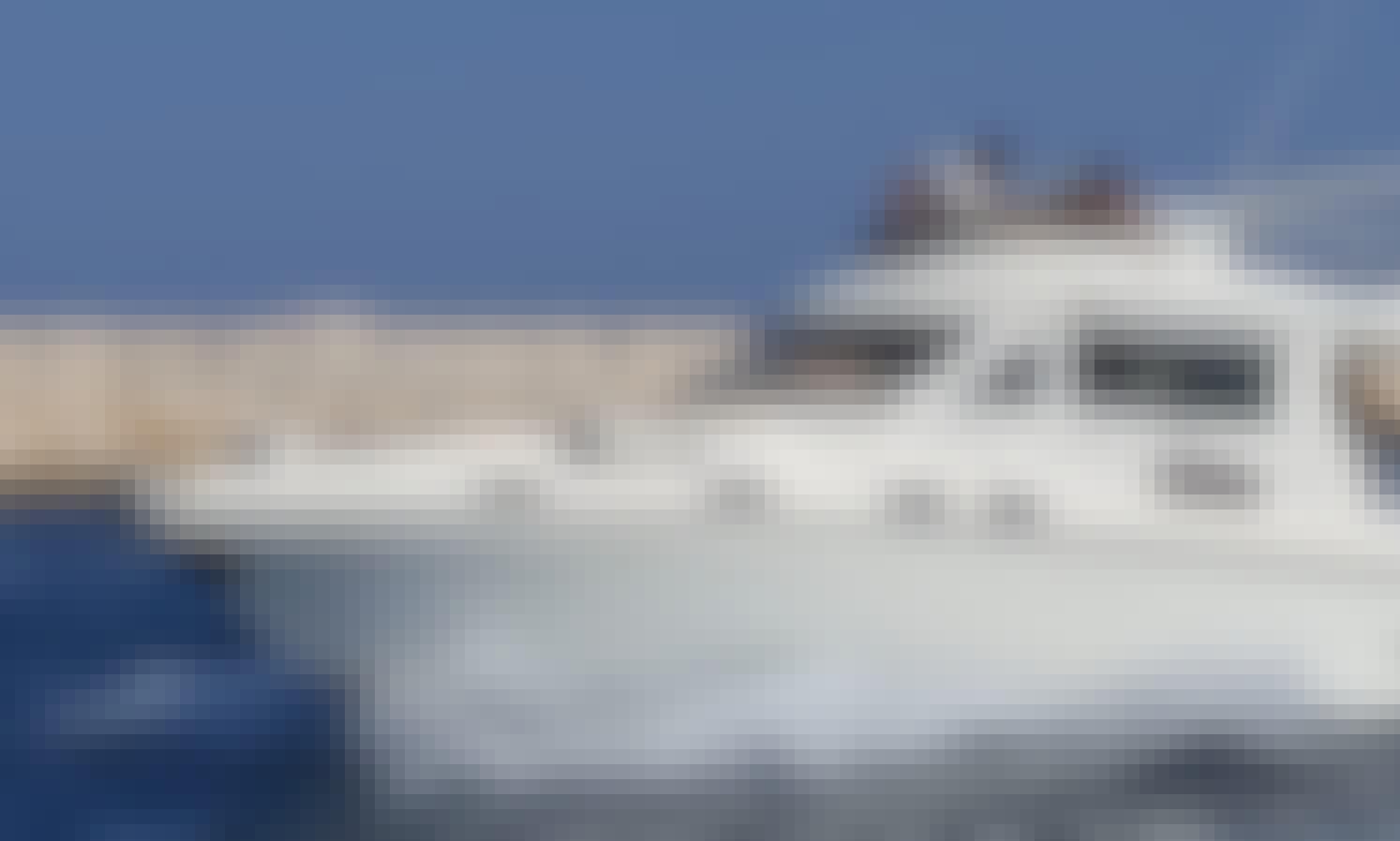 Motor Yacht rental in Trapani