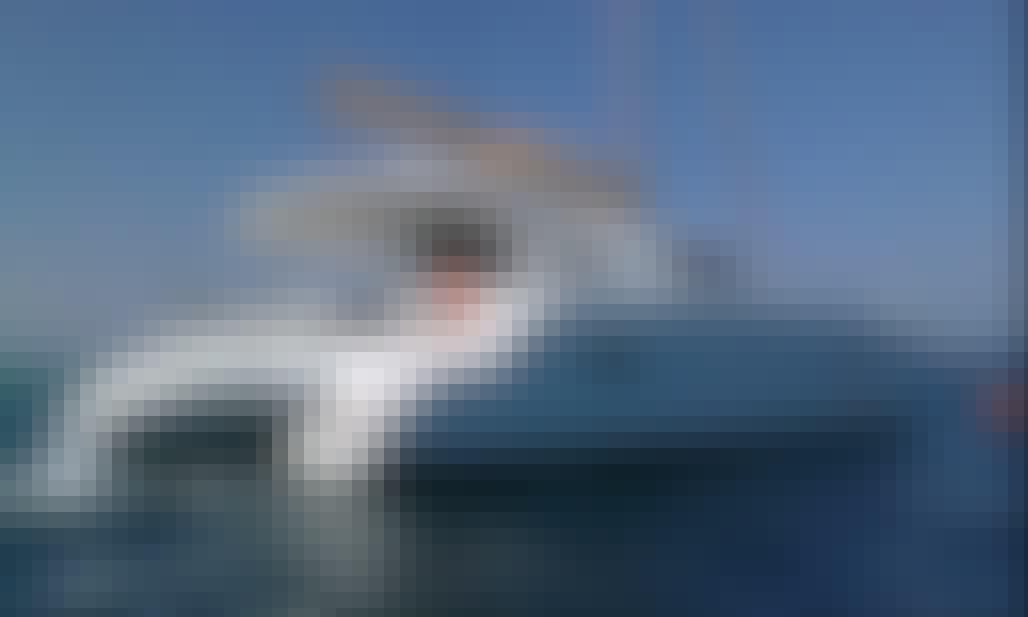 Have fun sailing in Phuket, Thailand aboard Lipari 41 cruising catamaran