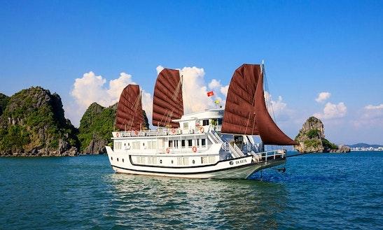 Charter Legend Power Mega Yacht In Quốc Tử Giám, Vietnam