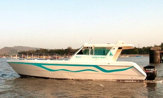 Speed Boat Ride Mumbai-mandwa